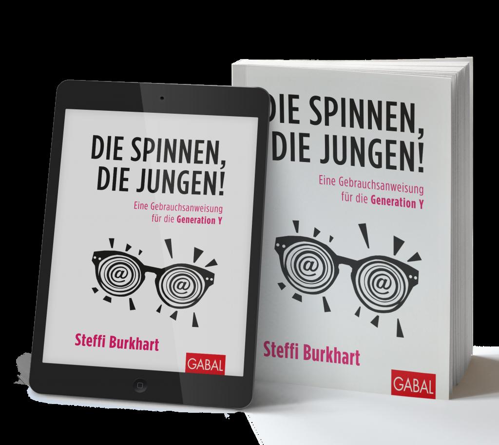 Die spinnen, die Jungen, Gabal Verlag, Februar 2016